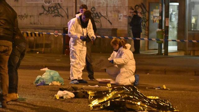 Verdachte aanslag Berlijn doodgeschoten in Milaan