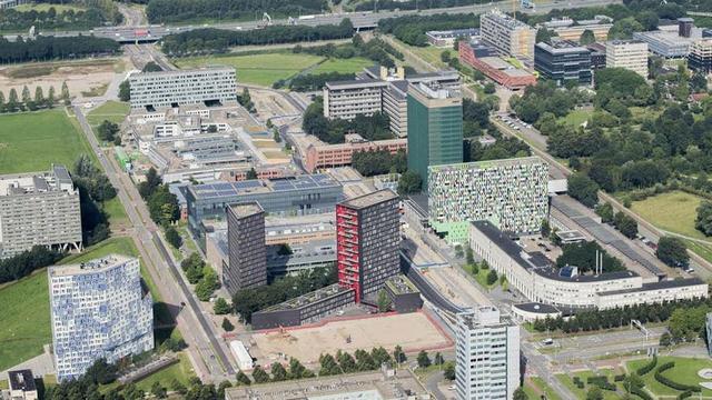 Gebouw Hogeschool Utrecht tijdelijk ontruimd vanwege brand