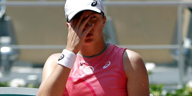 Alle toptienspeelsters uitgeschakeld op Roland Garros na exit Swiatek