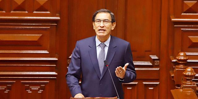 Peruaanse president Vizcarra afgezet door parlement