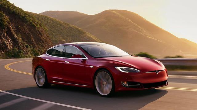 Tesla Model S in 2017 best verkochte elektrische auto van Nederland
