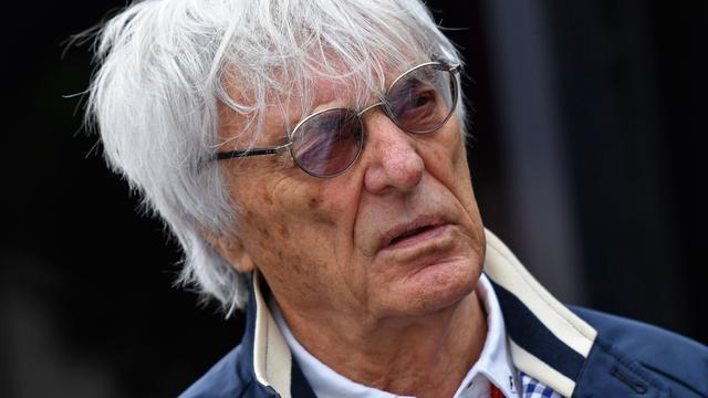 'Schoonmoeder Formule 1-baas Bernie Ecclestone ontvoerd'