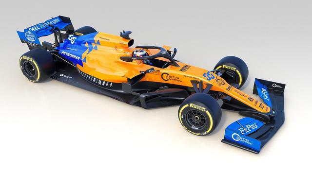 McLaren presenteert auto waarmee het team de weg omhoog wil hervinden