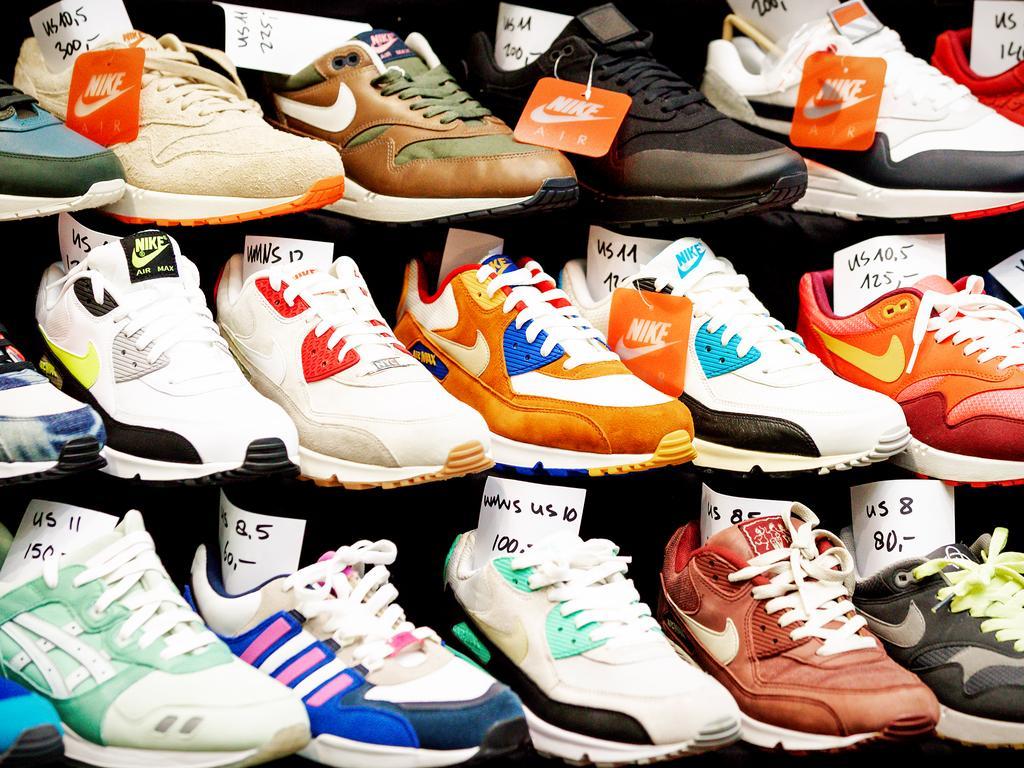 22d0fa108c4 Nike wil niet bewust moslims beledigen met Air Max-schoen   NU - Het  laatste nieuws het eerst op NU.nl