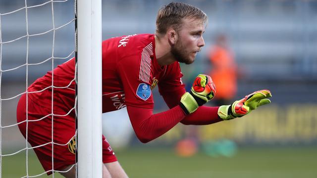 PSV-doelman Jurjus keert op huurbasis terug bij De Graafschap