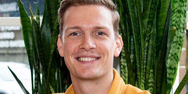 De Oost-acteur Martijn Lakemeier 'shooting star' op filmfestival Berlijn
