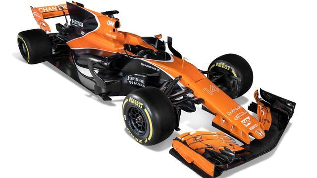 Alonso gelooft in zeges in nieuwe oranje McLaren