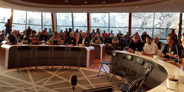 Alphense duurzaamheidsconferentie is groot succes