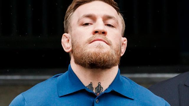 McGregor betaalt 50.000 dollar om op borgtocht vrijgelaten te worden