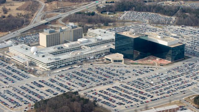 Drie mannen opgepakt na schietincident bij hoofdkantoor NSA in Maryland
