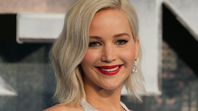 Actrice Jennifer Lawrence stoort zich aan beperkte privacy