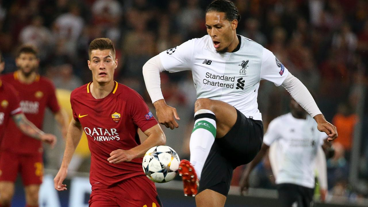 Samenvatting AS Roma-Liverpool (4-2)