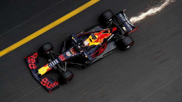 Vierde tijd Verstappen in laatste training Monaco, Leclerc snelste
