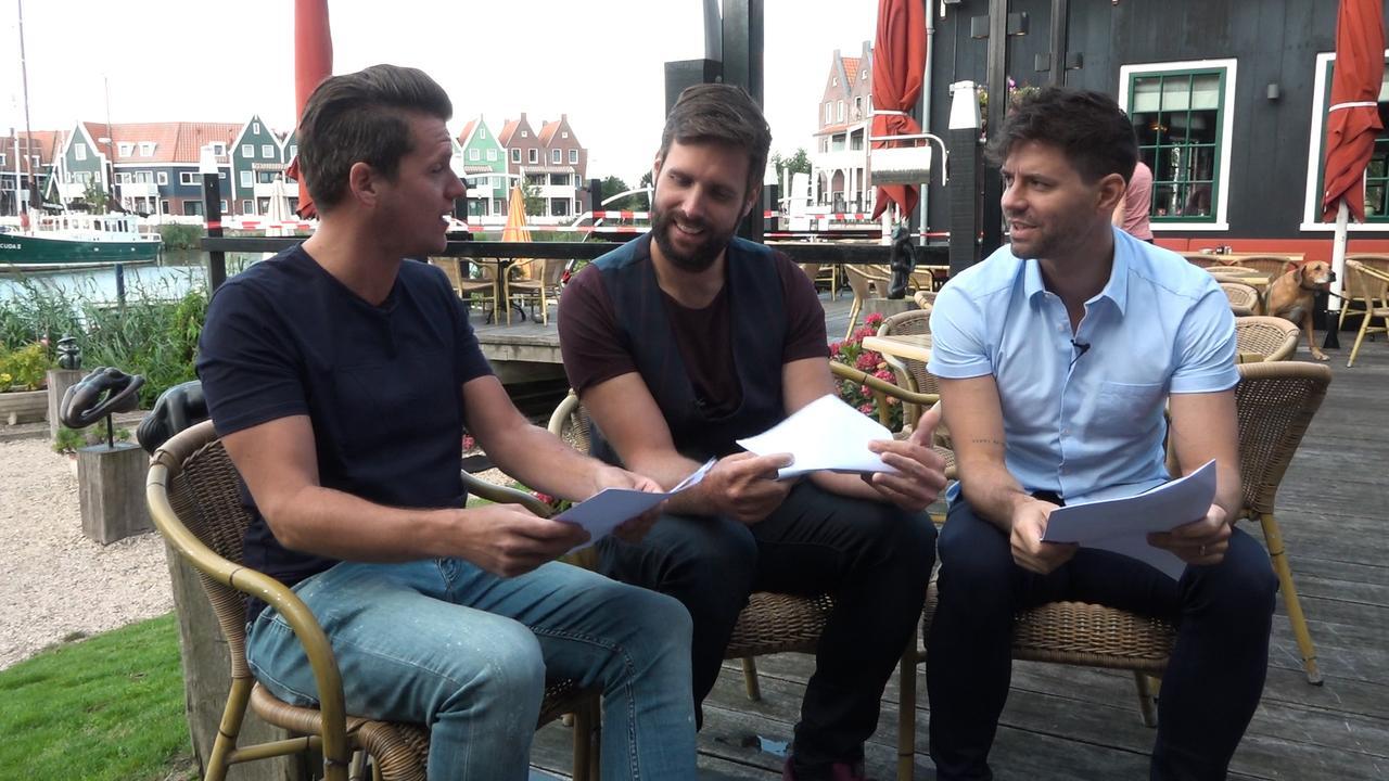 Nick & Simon zoeken faam in Maleisië in nieuw seizoen The Dream