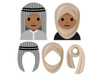 Moslimvrouwen volgens meisje ondervertegenwoordigd