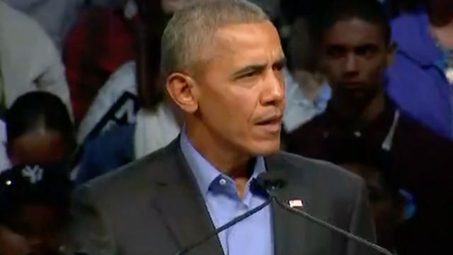 Obama waarschuwt voor 'infecterende politiek' van haat