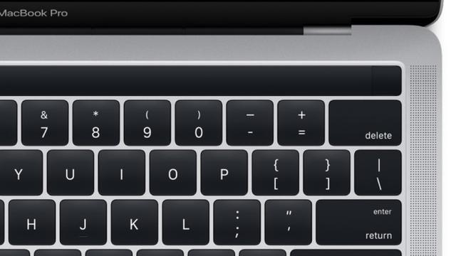 Apple toont per ongeluk al nieuwe MacBook Pro