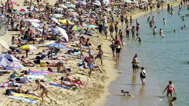Snacks op strand Barcelona voldoen vaak niet aan hygiënewaarden