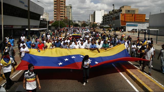 Regering en oppositie Venezuela onderhandelen over politieke crisis