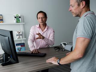 Een cardioloog uit Utrecht gaat experimenteren met een staand spreekuur
