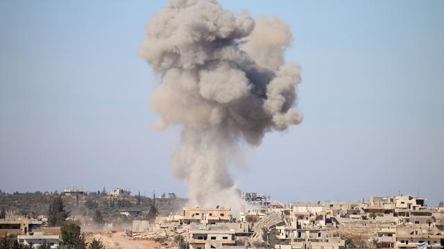 'Woordvoerder al-Nusra front gedood bij luchtaanval in Syrië'