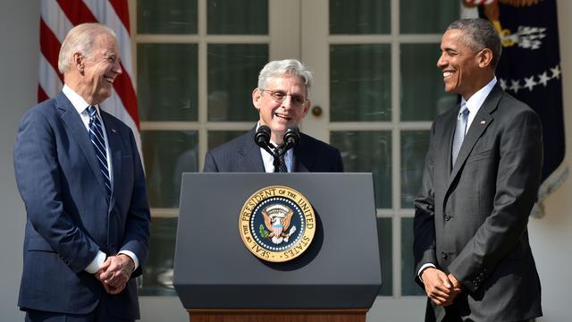 Obama draagt gematigde Garland voor als rechter Hooggerechtshof