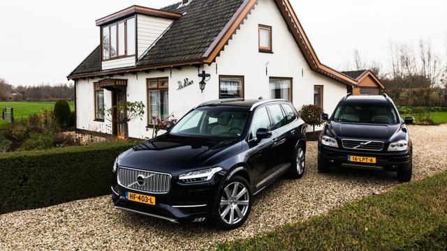 'Volvo wordt cross-overmerk'