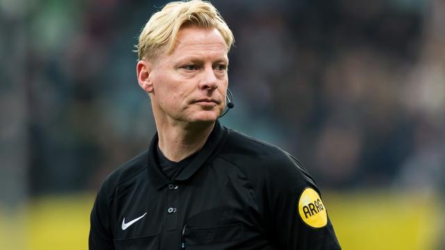 Blom arbiter bij mogelijk kampioensduel Feyenoord
