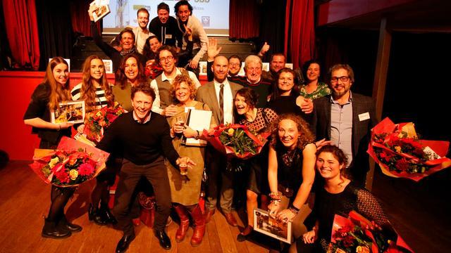 Fem Women's Wear en Dokter Worst winnaars Breda Pluim