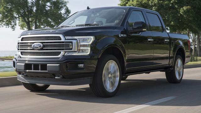 Ford werkt aan elektrische variant van beroemde pick-uptruck F-150