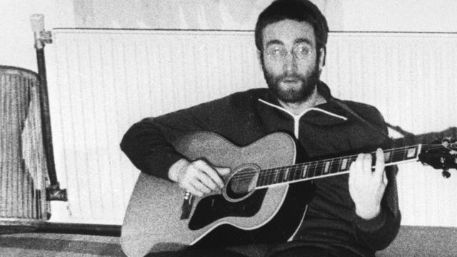 Gitaar John Lennon geveild voor 2,2 miljoen euro
