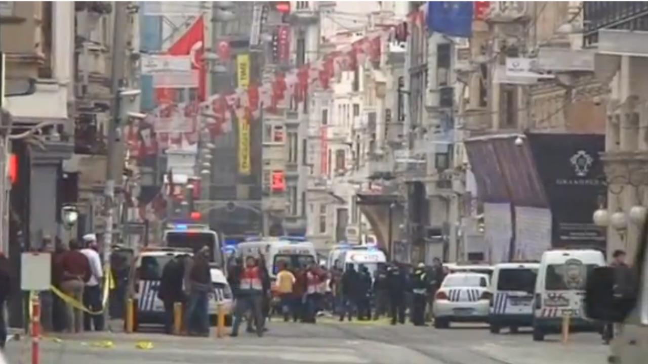 Doden door aanslag in Istanbul