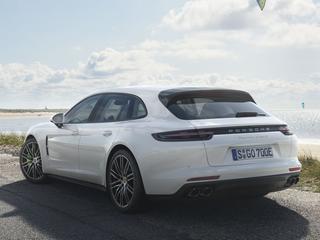 De Porsche Panamera Sport Turismo krijgt een plug-in hybridevariant