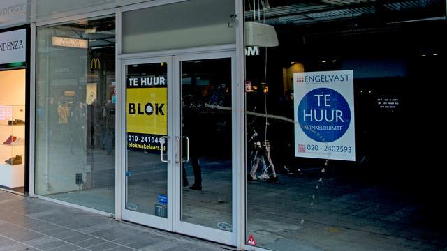 Winkelleegstand in Groningen afgenomen
