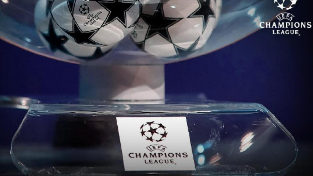 LIVE: loting play-offs UEFA Champions League