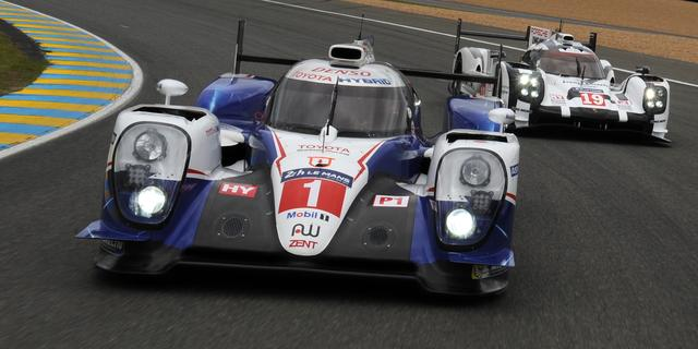 Alles over de 24 uur van Le Mans: 'Audi en Porsche jutten elkaar op'