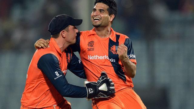 Cricketteam wint tweede wedstrijd in WK-kwalificatie