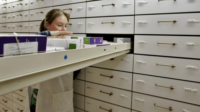 Apothekers maken zich zorgen om toename medicijntekort