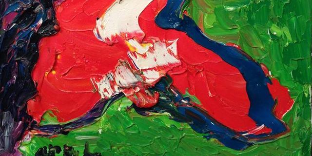 Werken Karel Appel gestolen uit galerie Amsterdam