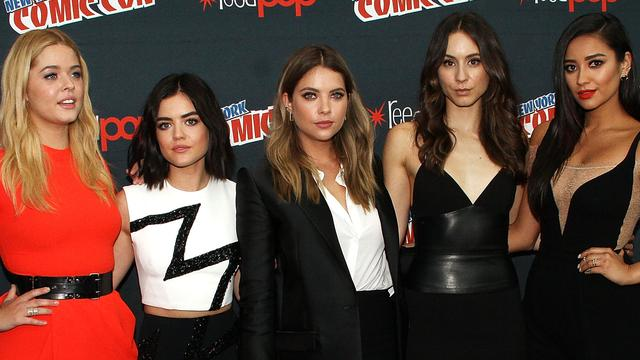 Laatste seizoen Pretty Little Liars begint in april 2017