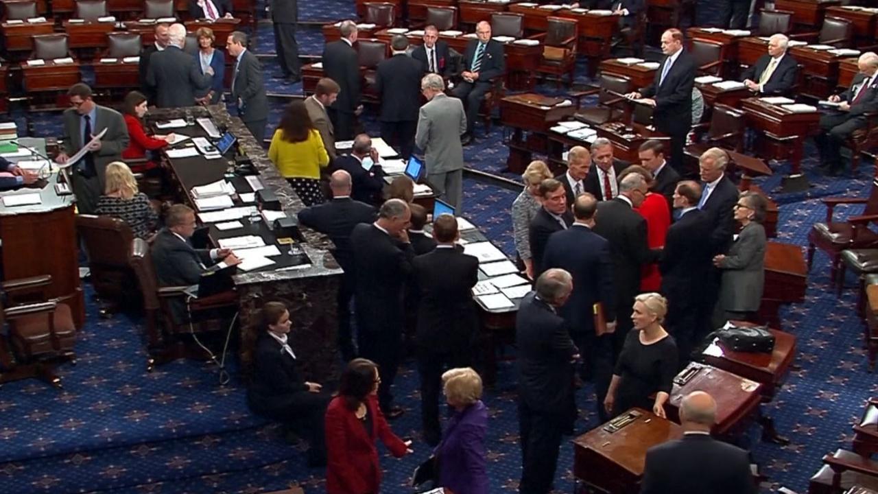 Senaat VS verwerpt wijzigingsvoorstellen wapenwet