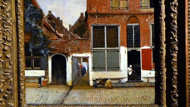 Nieuwe ontdekkingen over schilderijen Johannes Vermeer