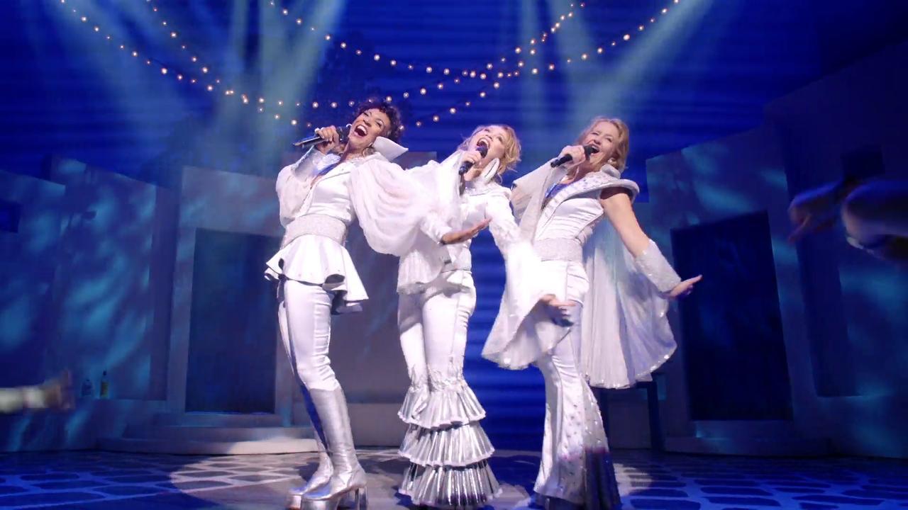 Trailer musical Mamma Mia!