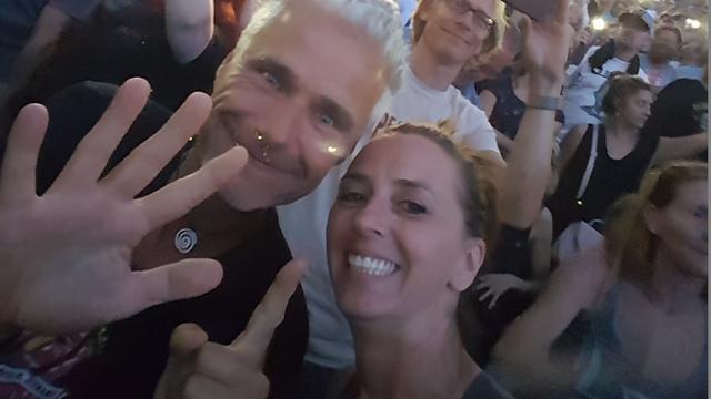 Superfan Bianca volgt Pearl Jam door Europa: 'Rode draad in mijn leven'