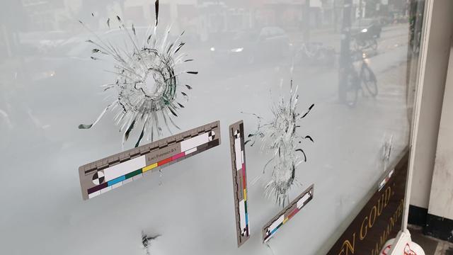 Juwelier Amsterdamsestraatweg voor derde keer in korte tijd beschoten