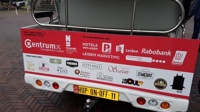 Laatste rit voor Trix-treintjes in Leiden door bezwaar Arriva