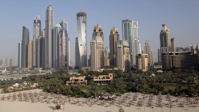 180 Nederlandse reizigers sinds zaterdag vast in Dubai