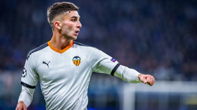Manchester City neemt beloftevolle Ferran Torres over van Valencia