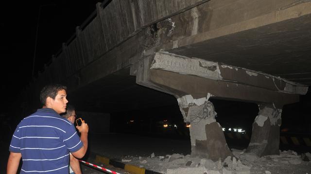 Tientallen doden door krachtige aardbeving Ecuador