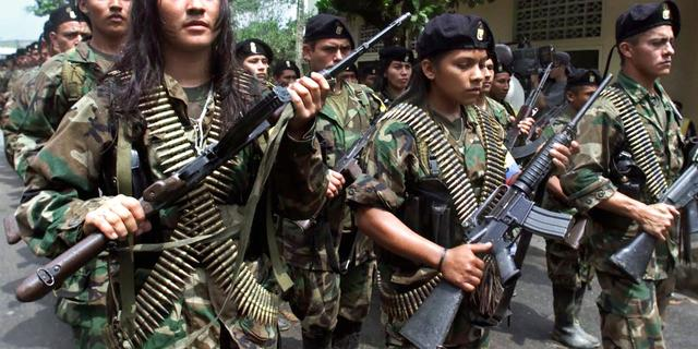 27 jaar cel voor FARC-rebel om ontvoering